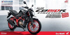 Intip Kegagahan Honda CB150R Special Edition
