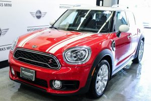 Keunggulan Mini Cooper Countryman