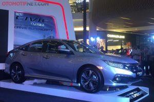 Honda Hadirkan Civic Turbo Di Pasar Indonesia