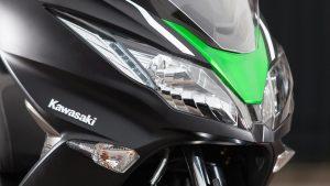 Kawasaki J300 Dapatkan Penyegaran Terbaru