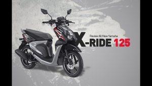 Modifikasi Ringan Yamaha X Ride Tersedia Di Semua Dealer