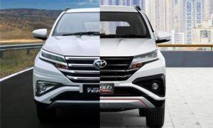 Toyota Rush Dan Daihatsu Terios Alami Peningkatan Harga