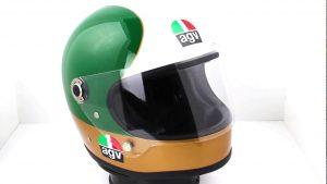 Helm Terbaru AVG Dengan Design Retro Yang Mempesona