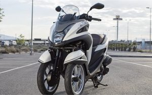 Yamaha Tricity 125 cc – Skutik Tiga Roda Dari Yamaha
