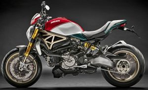Ducati Limited Edition: Spesial Monster 1200 Anniversario