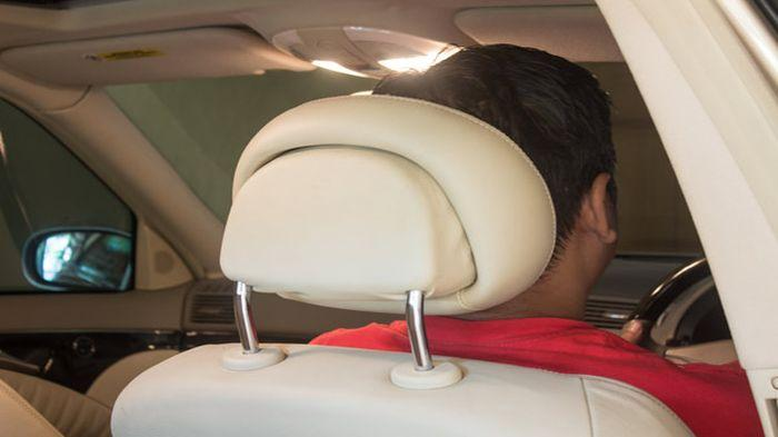 Headrest Dapat Cegah Leher Patah Ketika Alami Benturan