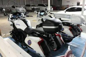 Motor BMW K1600 Dishub, Harganya Capai 1,3 Miliar Rupiah