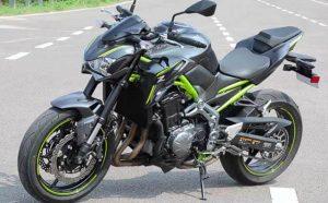Kawasaki Pamerkan Z900 RS Dengan Warna Baru